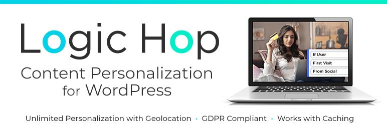 Logic hop wp plugin gratuit
