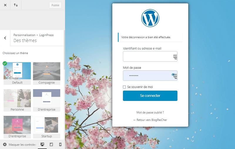 plugin wordpress loginpress