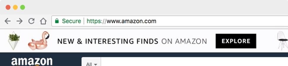 Amazon HTTPS
