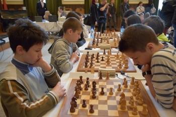 Tournoi international d'échecs pour jeunes