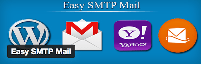 Courrier SMTP facile