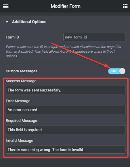 Comment créer un formulaire de contact dans Elementor