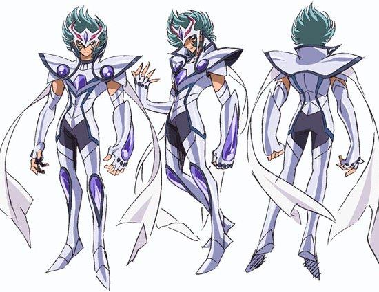 eden-de-orion Crítica: Os Cavaleiros do Zodíaco - Saint Seiya Omega