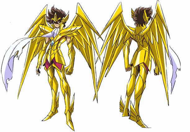 seiya omega oficial 1 - Crítica: Os Cavaleiros do Zodíaco - Saint Seiya Omega