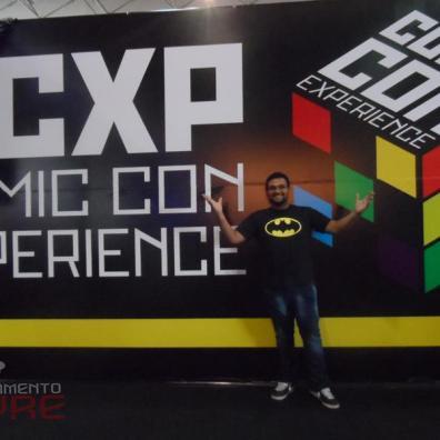 Bem vindo a Comic Con Experience com o Blog Pensamento Livre