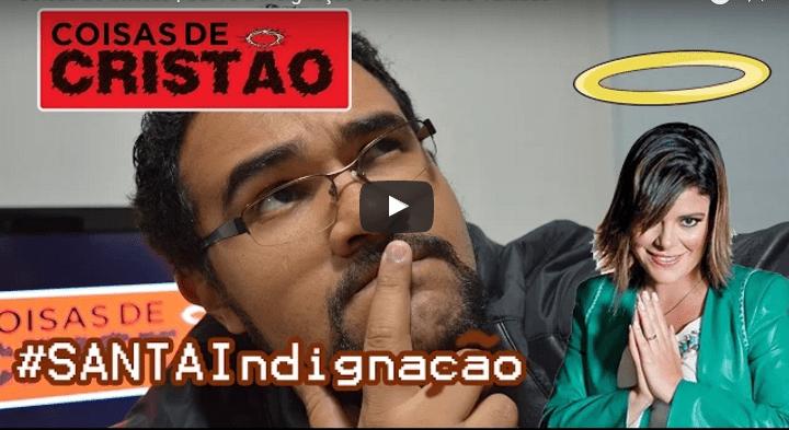 coisas de cristc3a3o ana paula valadc3a3o - Coisas de Cristão   O Discurso de Ana Paula Valadão