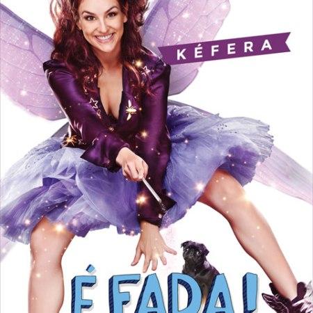 c3a9 fada poster oficial kc3a9fera - É Fada | Filme com Kéfera Buchmann Ganha poster oficial e Trailer