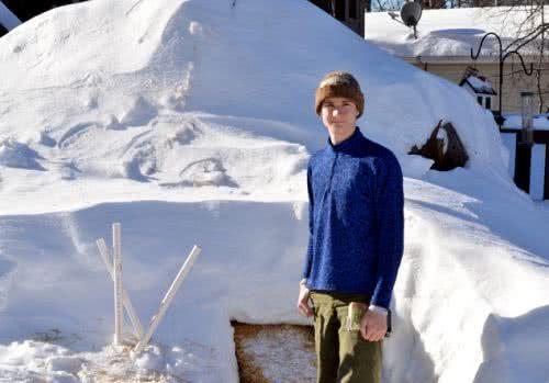美國明尼蘇達州 17 歲少年魯迪‧哈梅爾