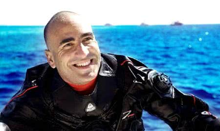 埃及男子阿梅德•加布爾