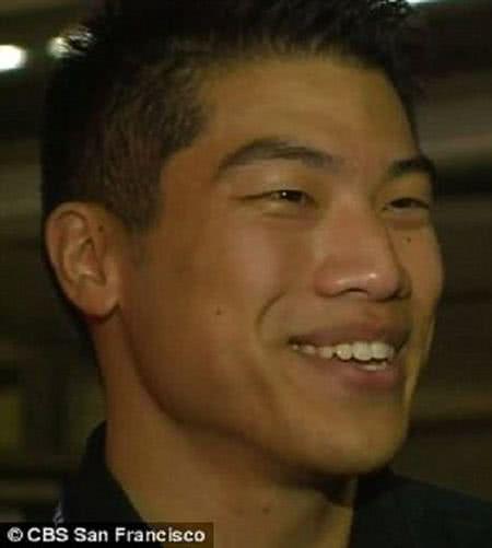 美國加州華裔男子胡伯特‧唐 (Hubert Tang)