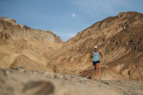 澳洲馬拉松跑者米娜.古利 (Mina Guli)