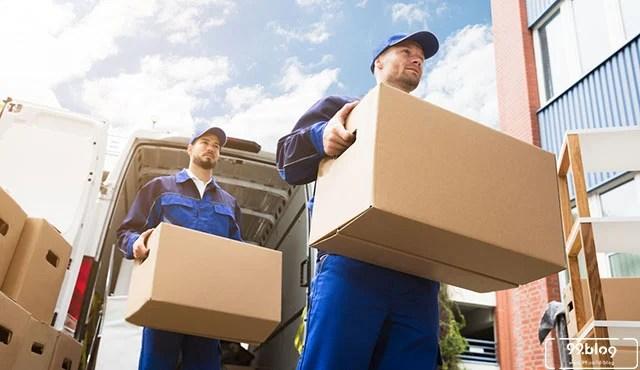 pengiriman barang di Glodok