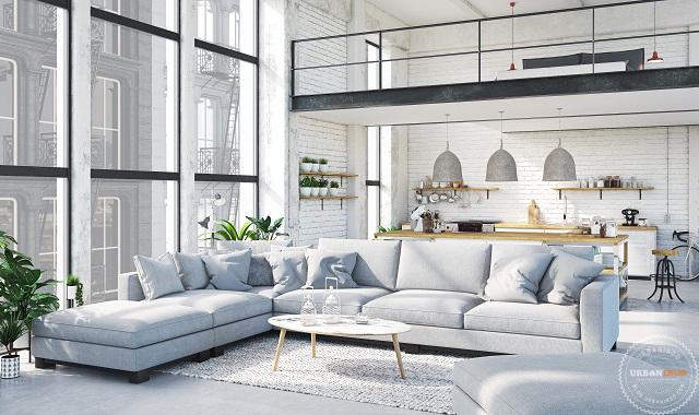 Lakukan Ini Agar Rumah Jadi Mewah Dengan Dominasi Warna Putih