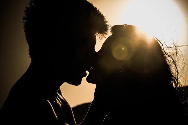 beijar-sombras
