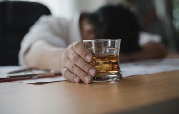 o alcool e a perda de libido