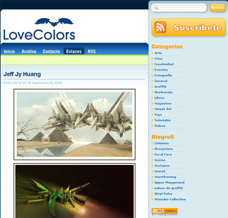 Blog Love colors