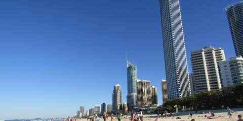 Gold Coast- Surfer's Paradise