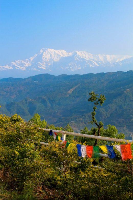 Mountain view, Pokhara Nepal