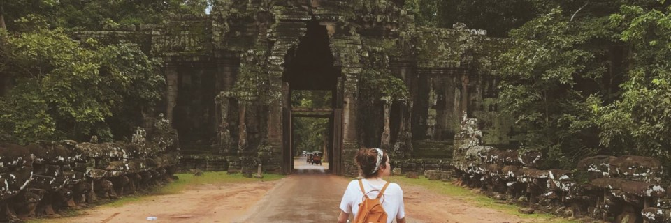 A Beginners Guide To Crossing The Cambodian Border