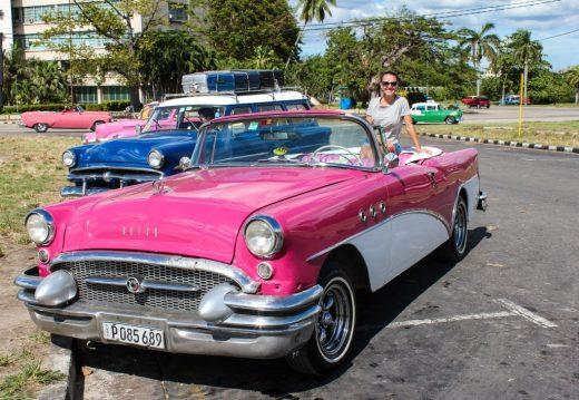 tour of havana, old car