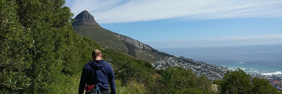 Hike up Lion's Head