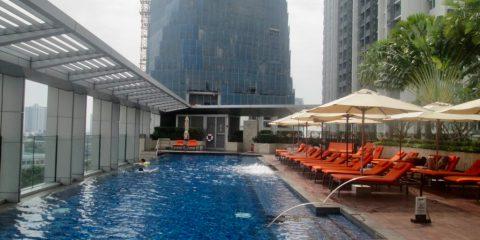 Bangkok Marriott Sukhumvit Hotel