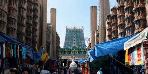 Millennia back in time: The magnificent temples of Madurai and Tanjore in South India