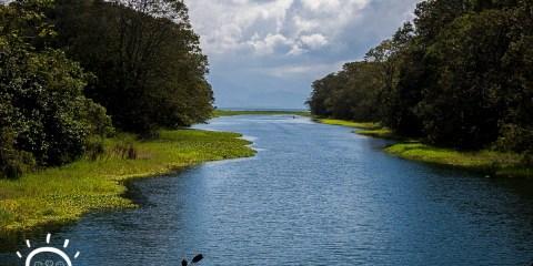 Nature Walking in Lake Yojoa