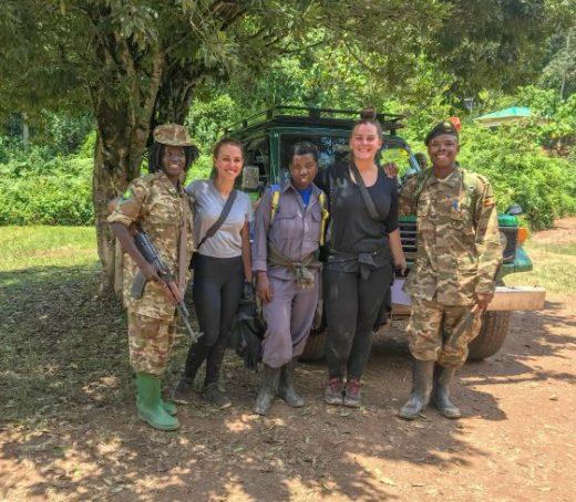 Uganda Gorilla Trek Africa guides