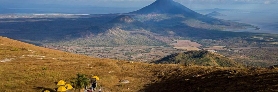 Self-Guided Hike & Camping on El Hoyo