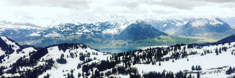 Day Two: Mt. Rigi, Switzerland
