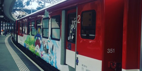 Day Four: A Day Trip to Mt. Titlis