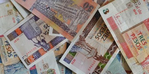 Cuban Currencies | Two Versions of the same Peso