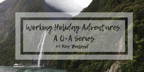 WORKING HOLIDAY ADVENTURES | Work in New Zealand