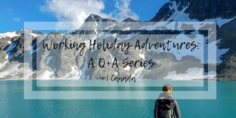 WORKING HOLIDAY ADVENTURES: a ski season in Whistler, Canada
