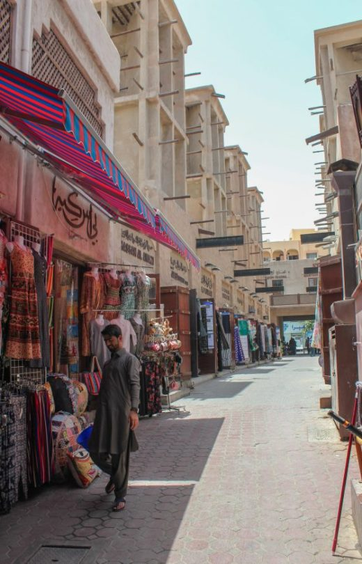 textile souk dubai, Bur Dubai