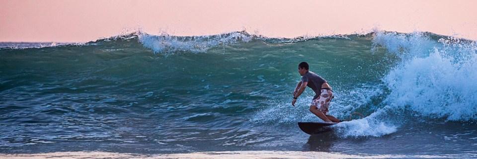 Night Life & Surfing   Life in Tamarindo