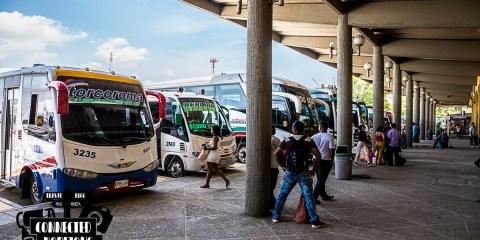 How to move from Cartagena to Santa Marta