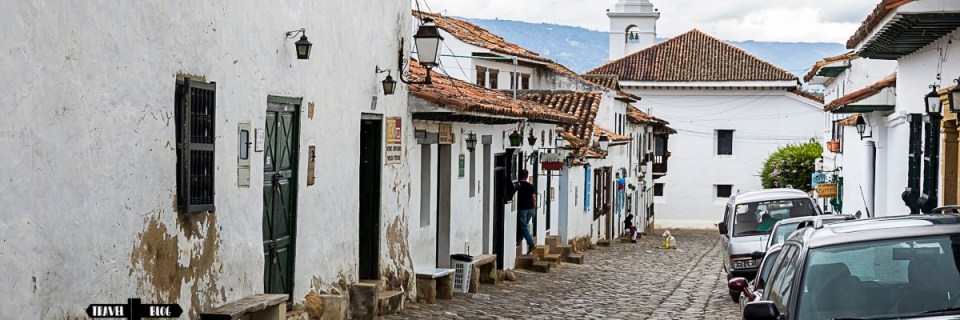 The First Cold of Colombia   Villa de Leyva