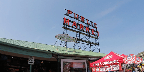 Top 5 things to see in Seattle