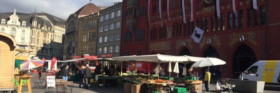 Day Six: All about Basel, Switzerland