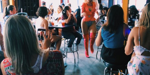 DC, What a Drag (Brunch)