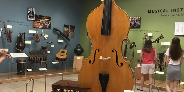 At the MIM Travel the World through Music without Leaving Town