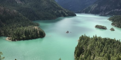 Visiting the North Cascades National Park