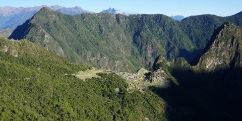 Travel diary Peru: the magnificent Macchu Picchu