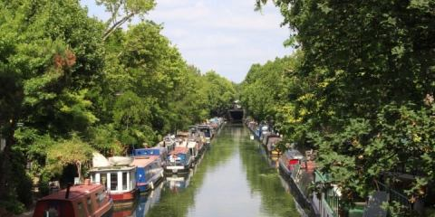 Walking London's Beautiful Regent's Canal