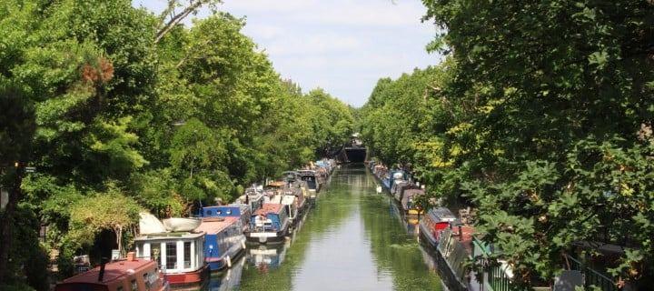 Walking London's Beautiful Regent's Canal