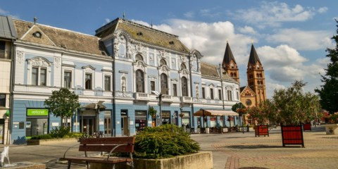 Why we chose Nyiregyhaza, Hungary for our summer vacation.