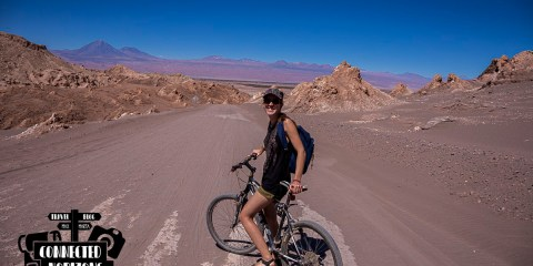 Cycling in San Pedro de Atacama : A 40km ride
