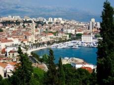 Split-en-Croacia